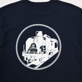 只見線SLTシャツ
